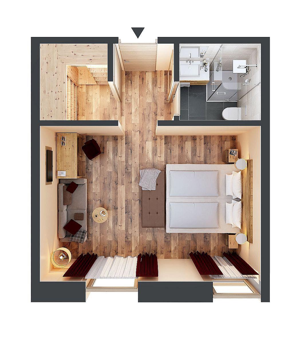 Zimmer Komfort Plus
