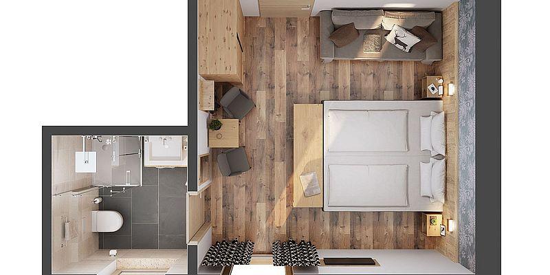 Zimmer Standard Plus